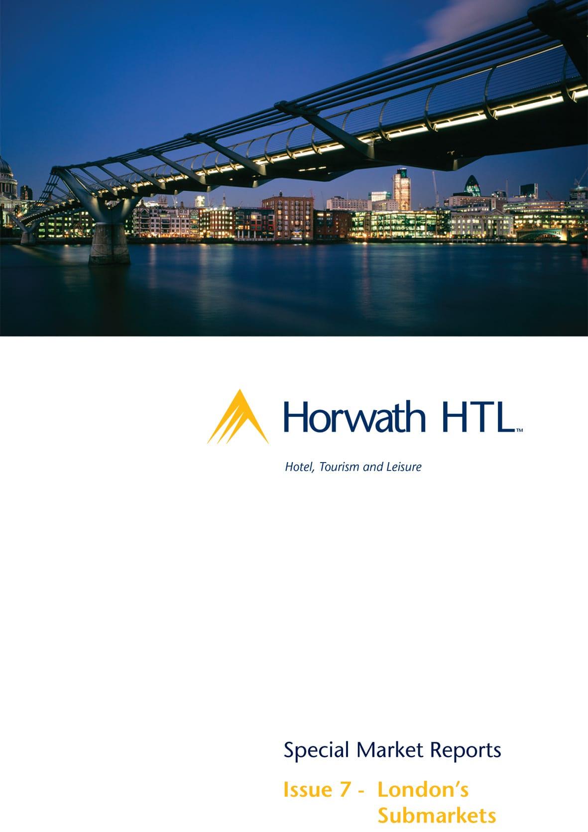 HorwathHTL LONDON Report 1 1