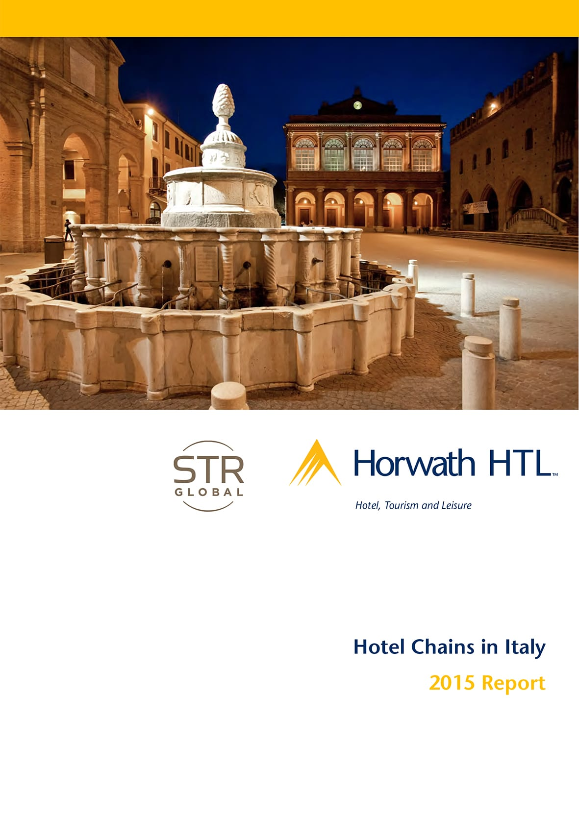 Hotel Chains In Italy 2015 1