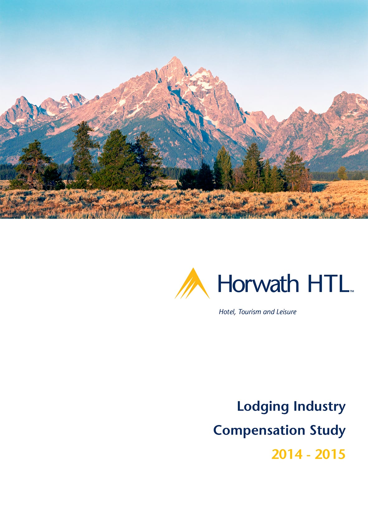 Lodging Industry Compensation Study 2014 2015 RS 1
