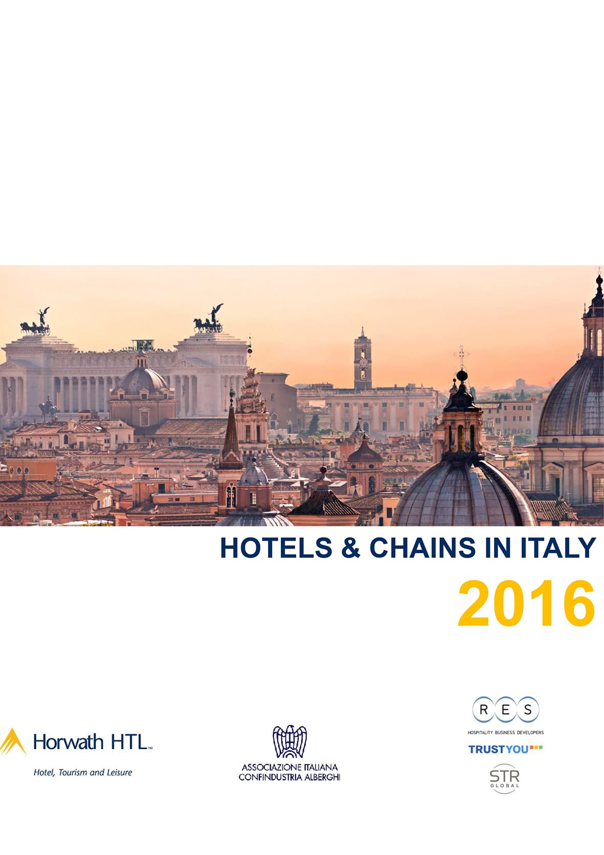 Hotels Chains in Italy 2016 Report 1