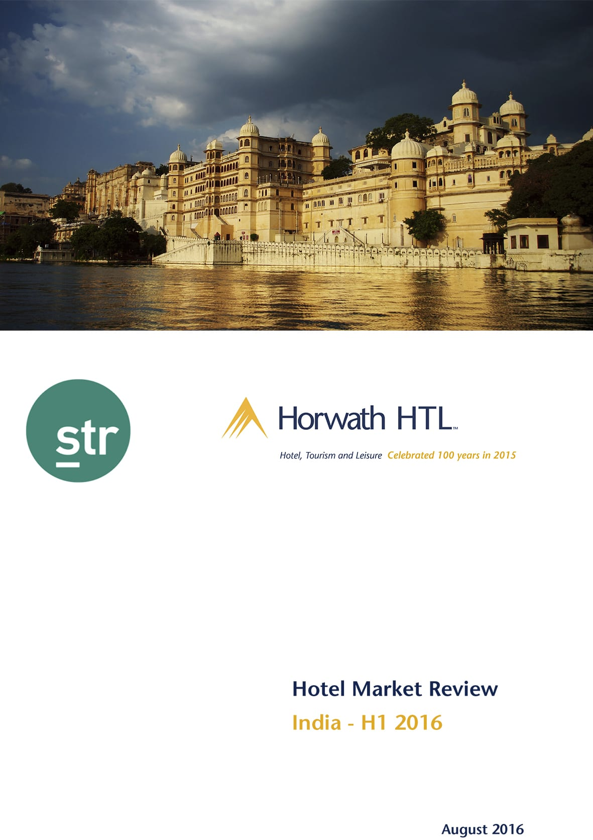 India Hotel Review Report H1 2016 1