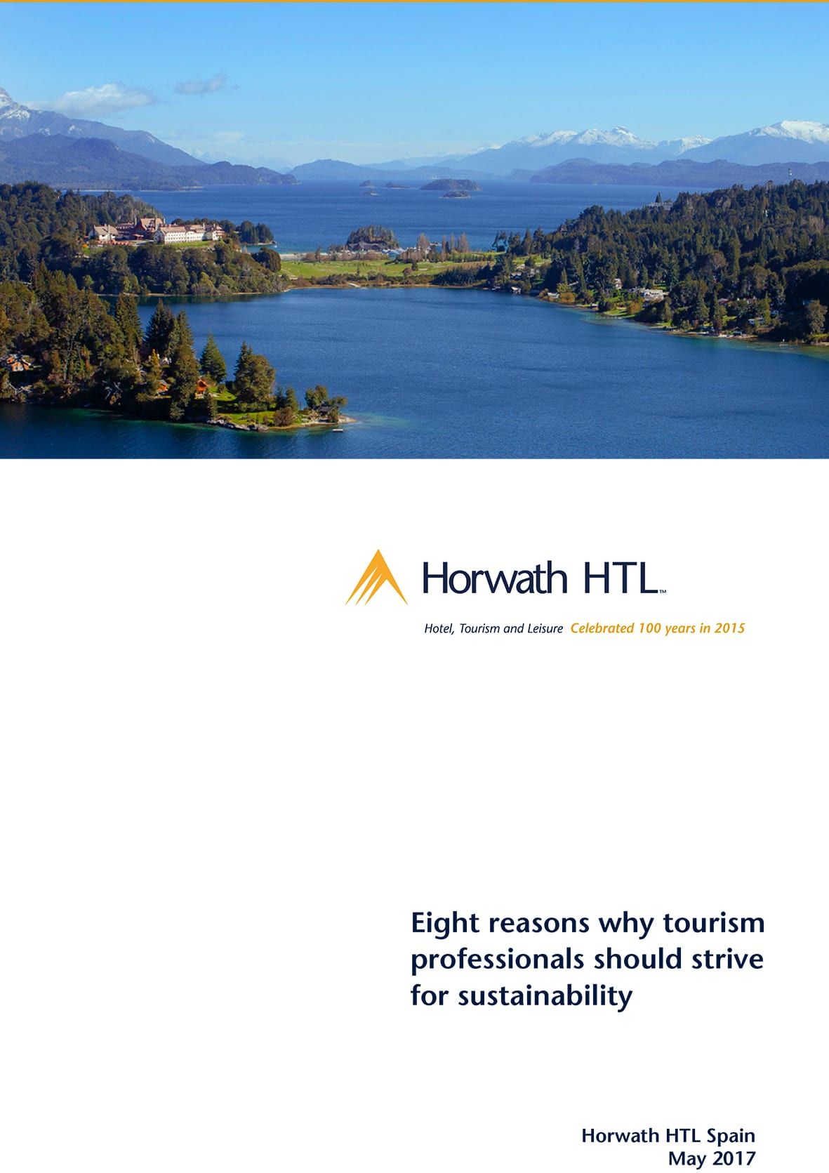 HHTL Spain Tourism Industry report 1 1