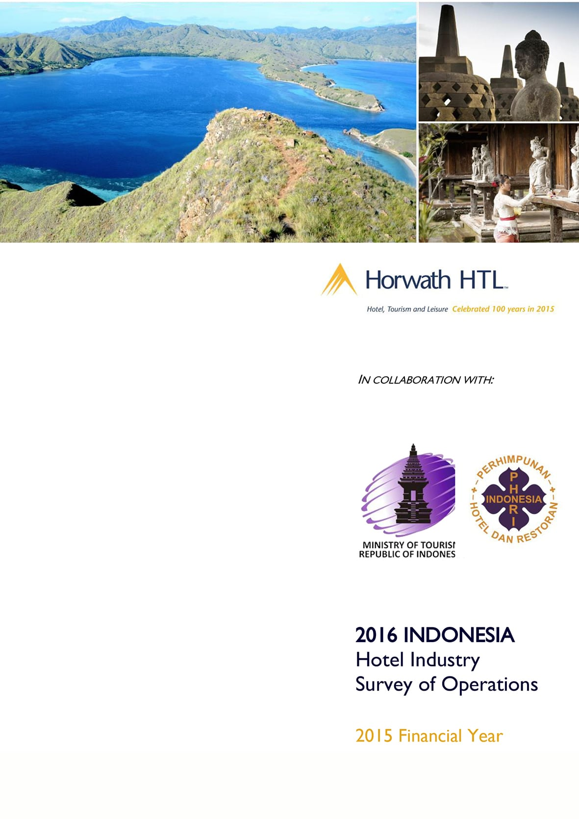 Indonesia Annual Study 2016 Horwath Htl Corporate