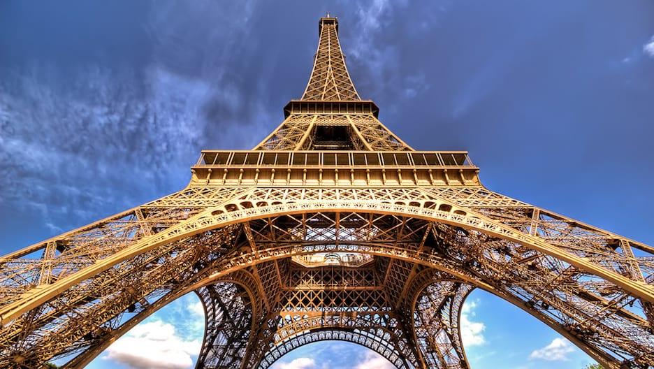 Eiffel Tower Project