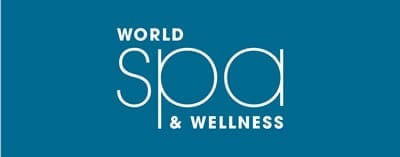 World spa and wellness logo