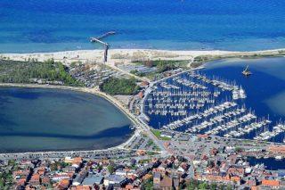 Heiligenhafen Luftbild1