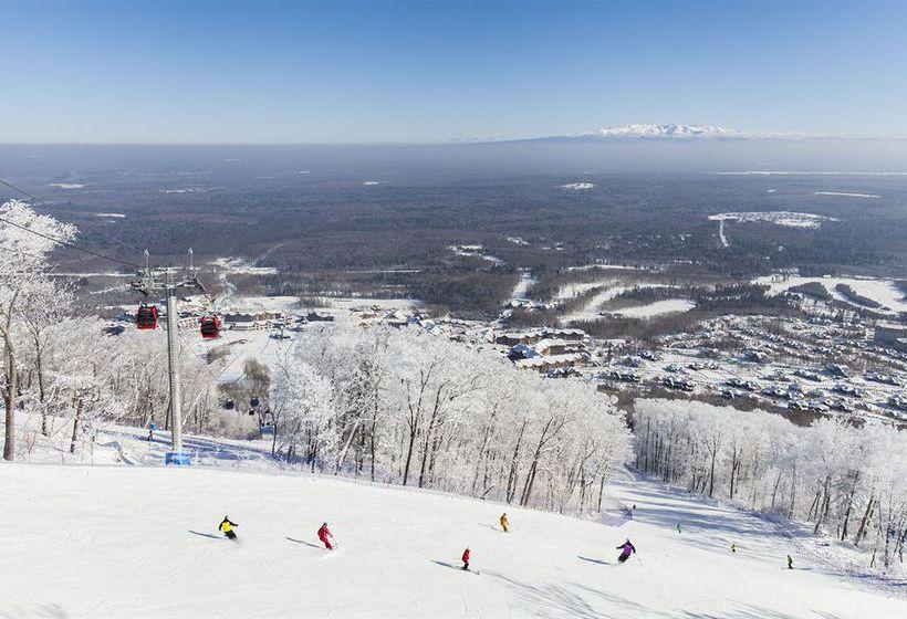 changbaishan international ski resort