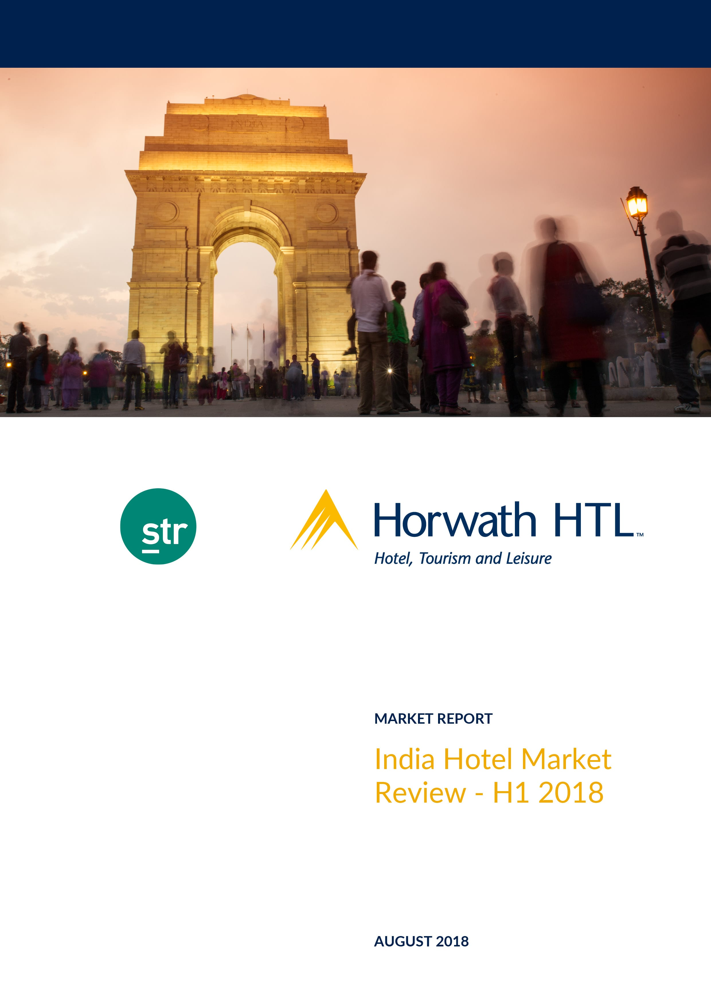MR India Hotel Market H1 2018