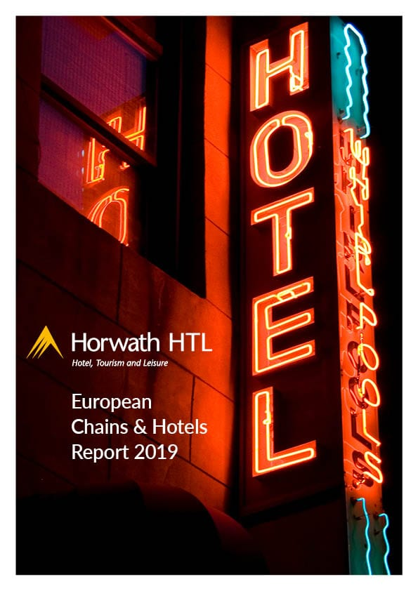 European Chains & Hotels Report 2019 by Horwath HTL