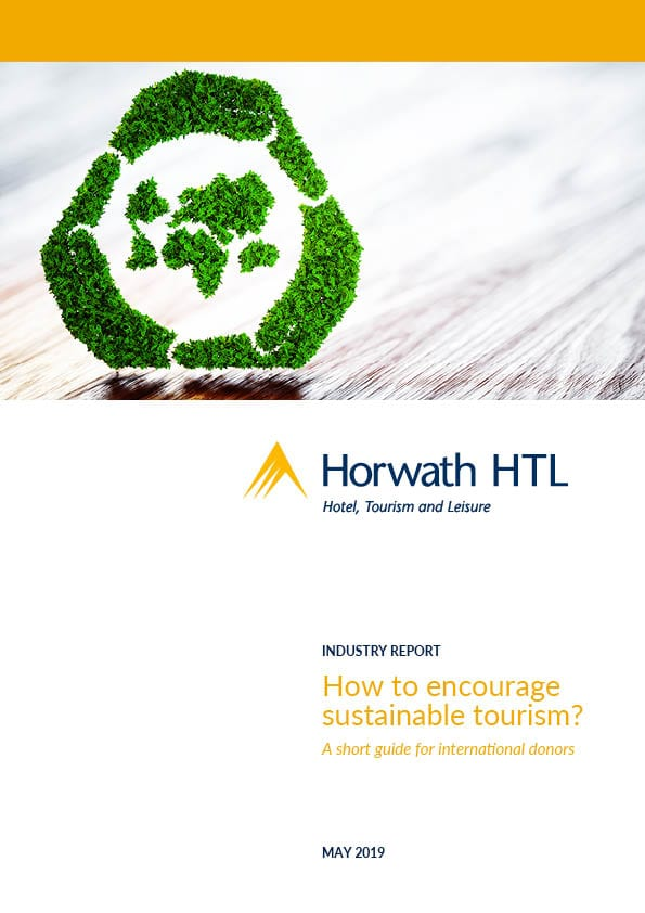 Industry Report Sustainable Tourism