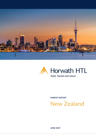 New Zealand market report cover