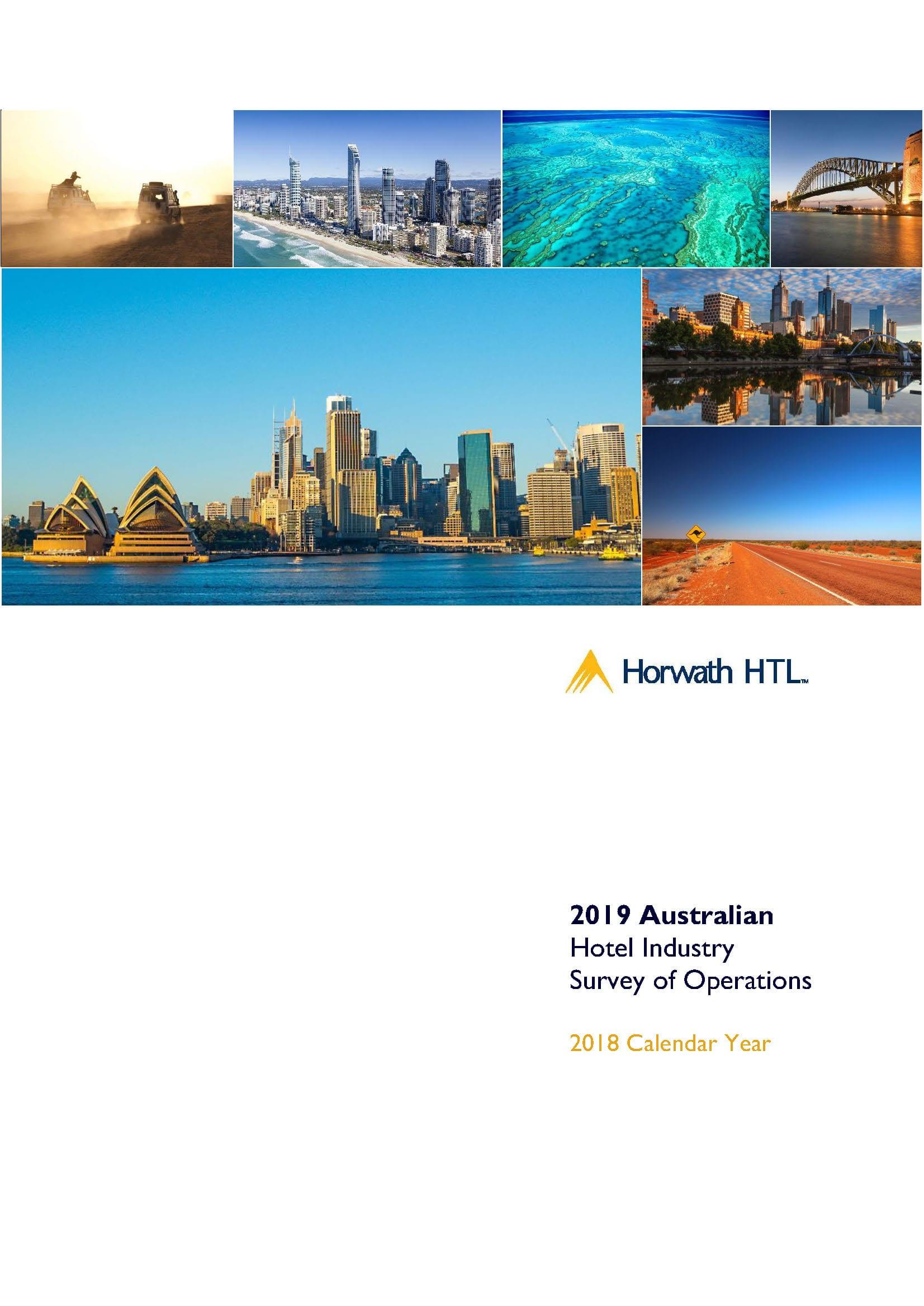2019 Australia Summary