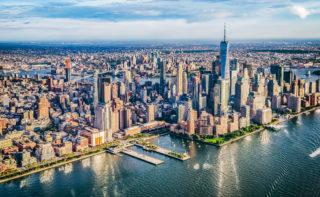 New York Lower Manhattan