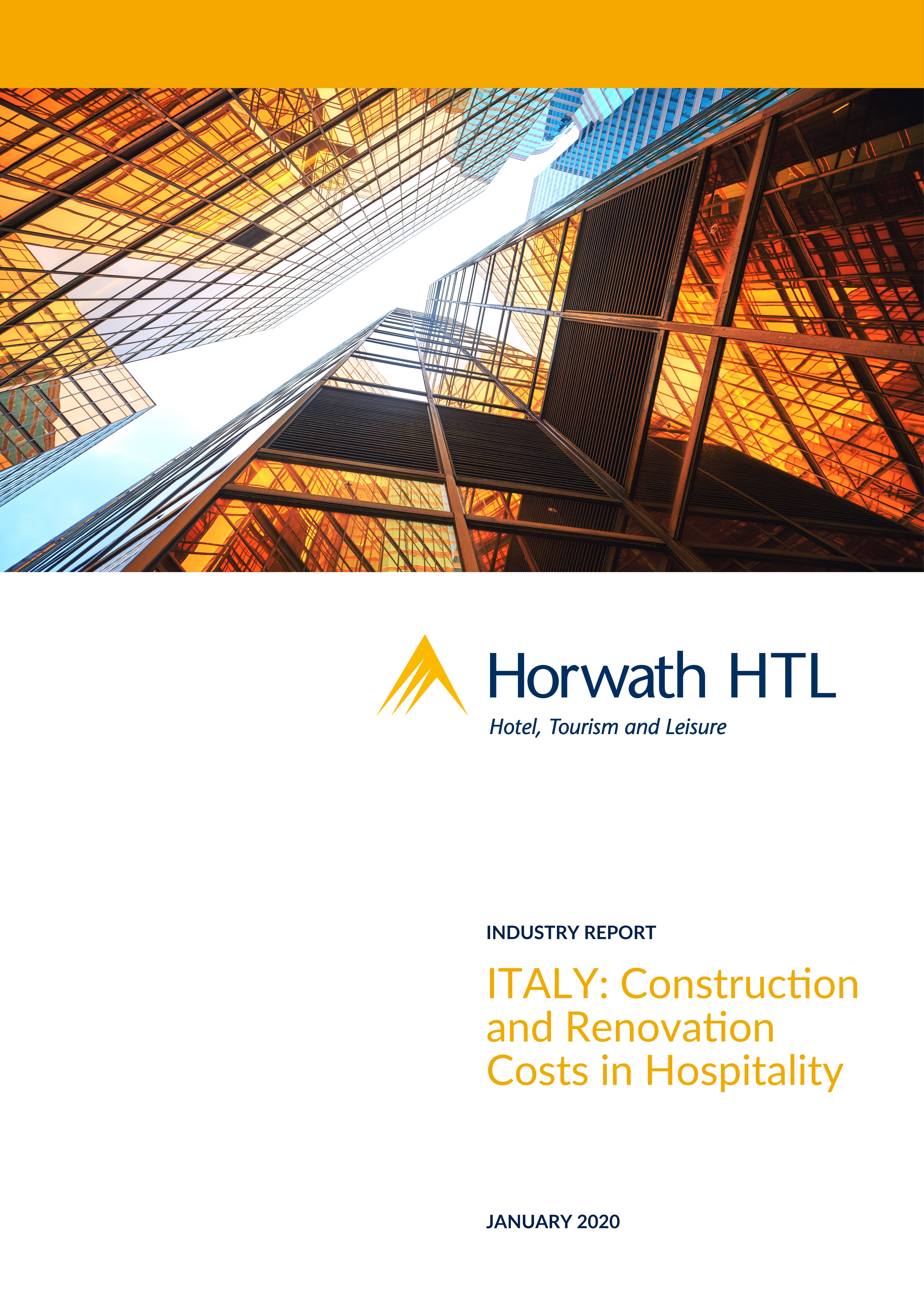 Industry Report ITALY Construction Renovation Costs