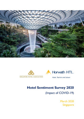 Hotel Sentiment Survey Singapore Mar 2020
