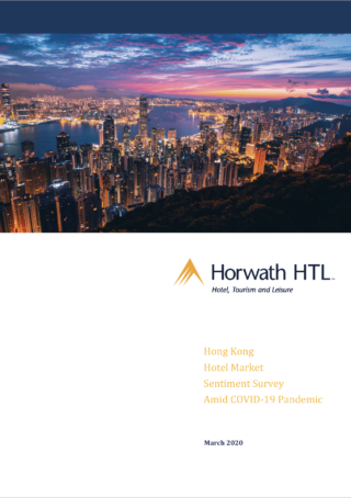 Sentiment Survey Hong Kong Hotels Covid 19