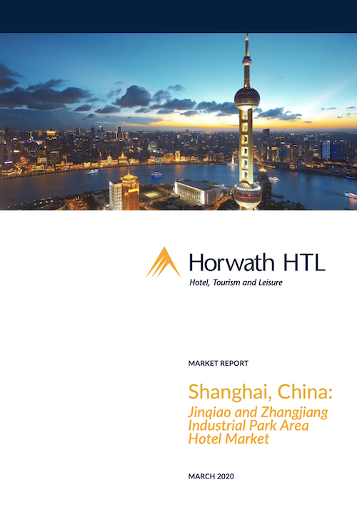 Shanghai report cover