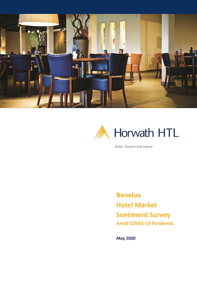 Benelux Sentiment Survey cover