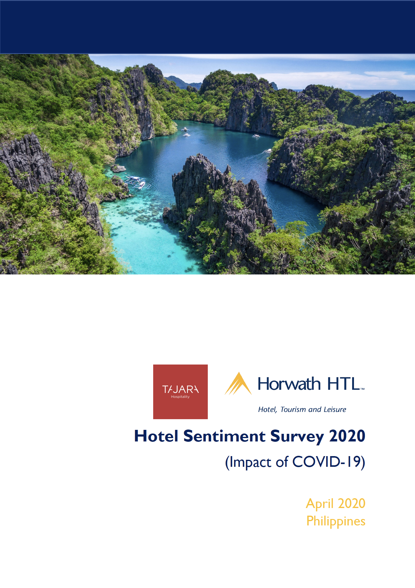 Sentiment survey Philippines Covid 19 impact