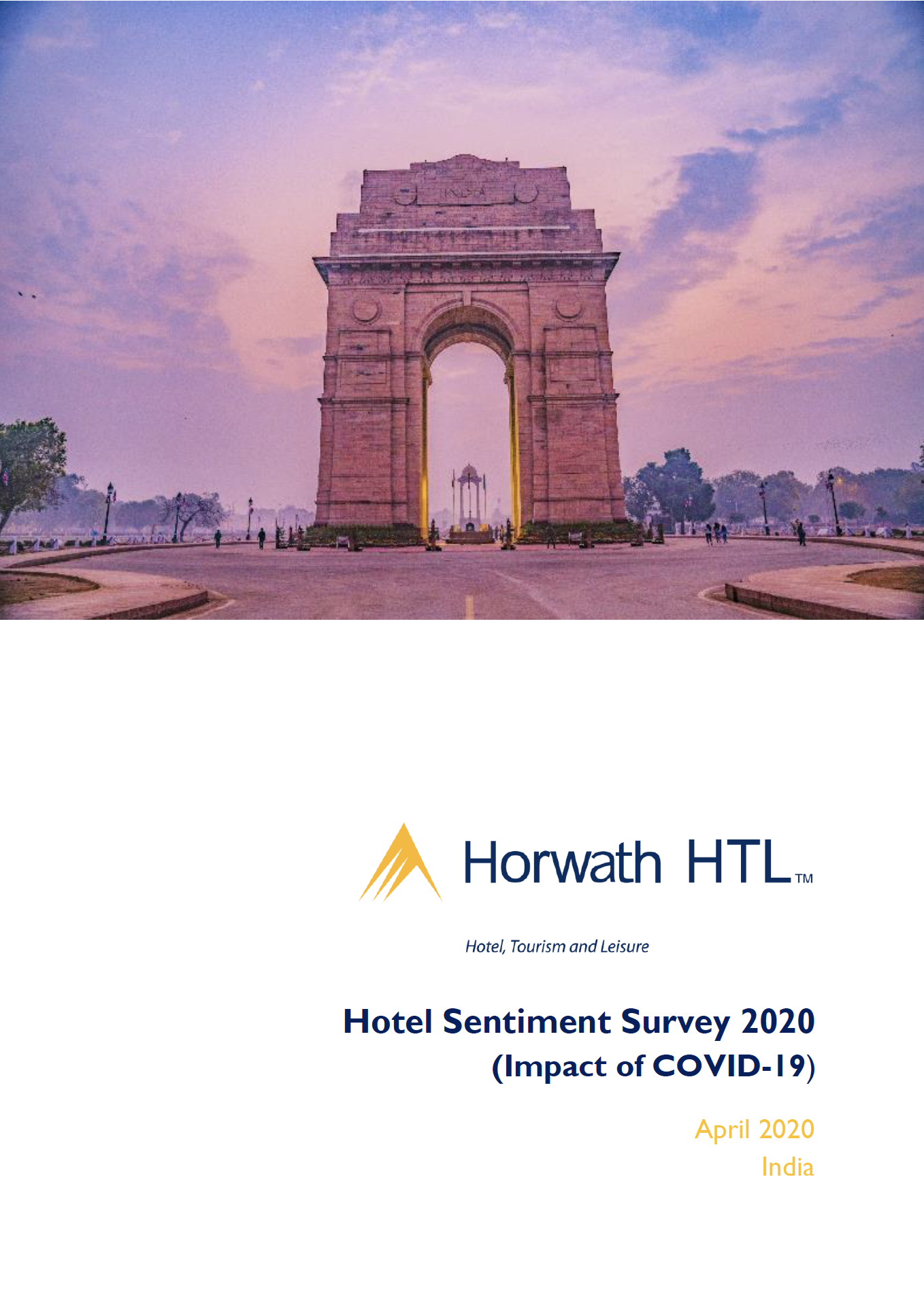 Sentiment Survey India COVID Impact