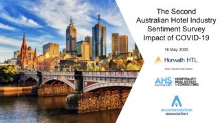 Australian Hotel Sentiment Report Vers.2