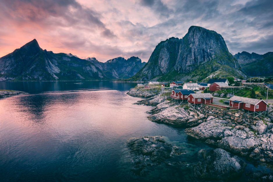 Norway Nature Reserve Project