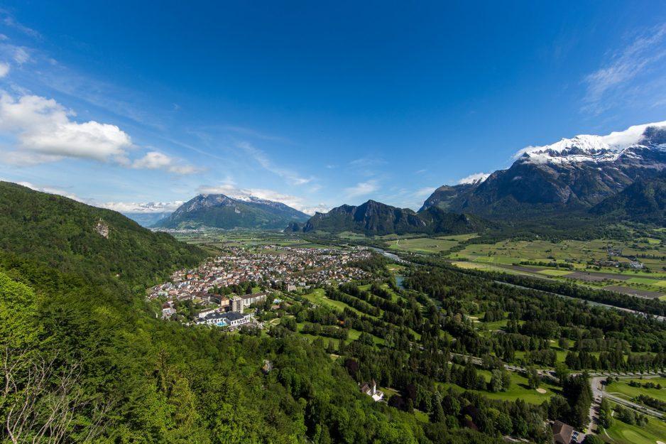 Switzerland Medical Health resort
