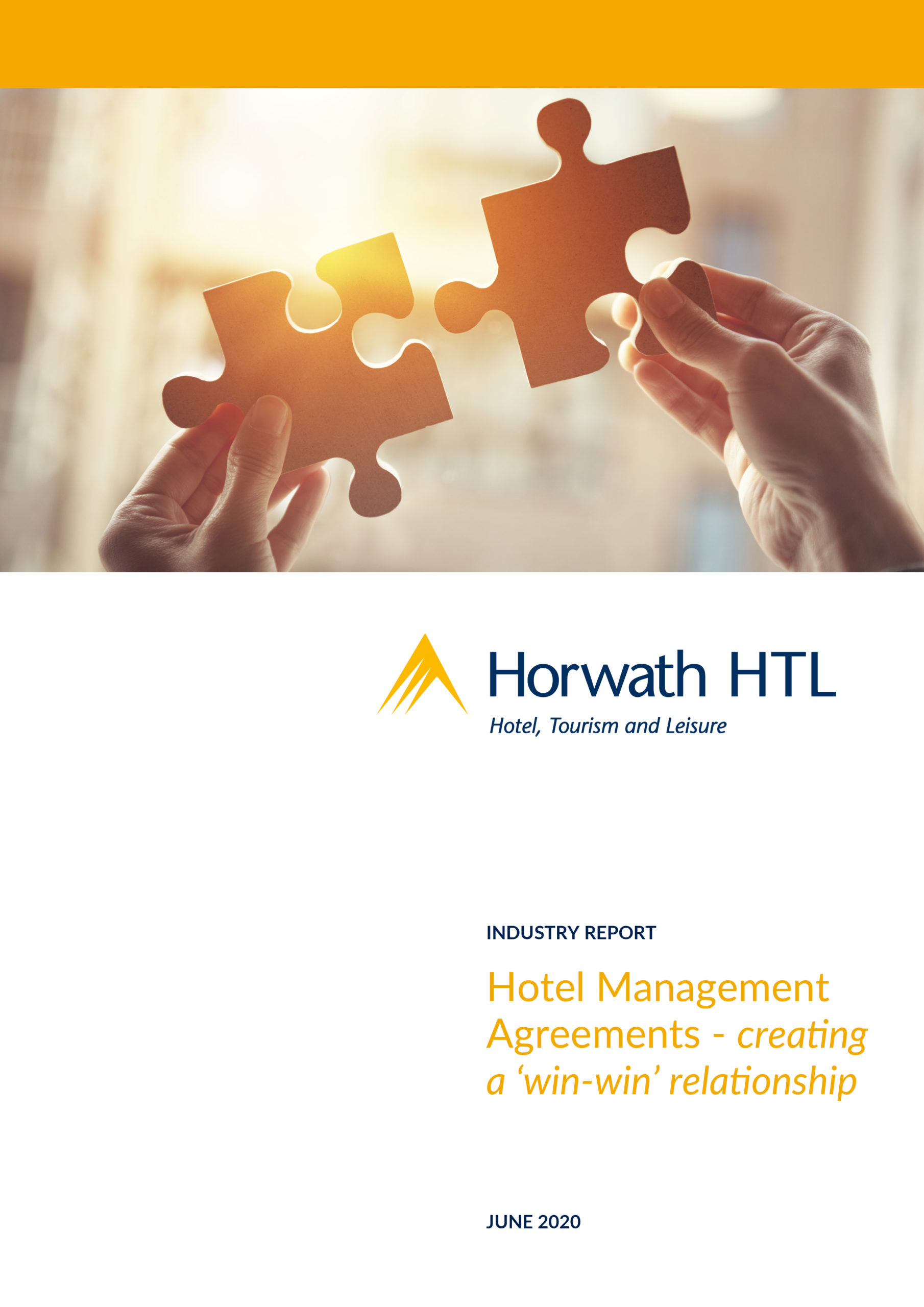 IR Hotel Management Agreements