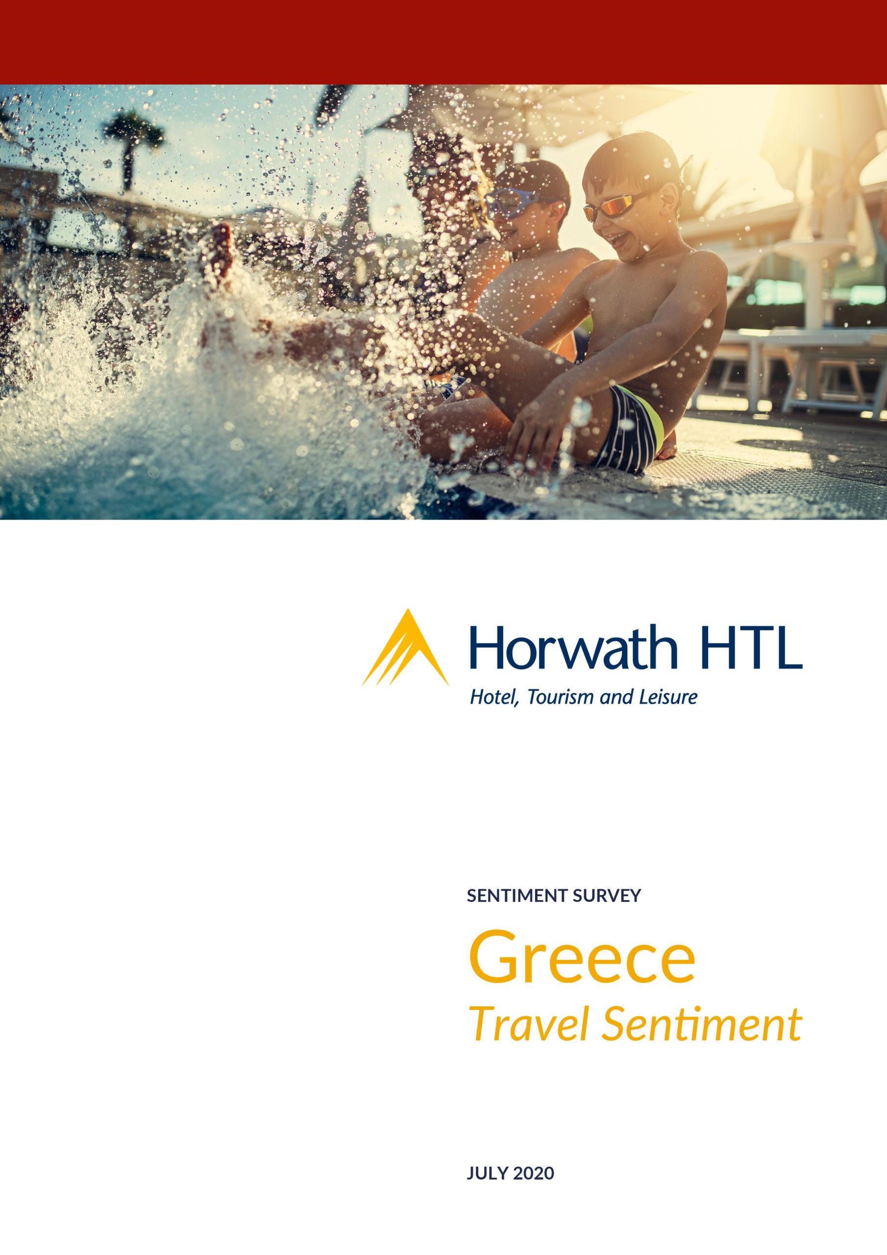 Greece Travel Sentiment Survey