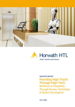 Industry Report Providing High Touch Through High Tech
