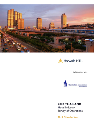 Thailand Annual Survey 2020