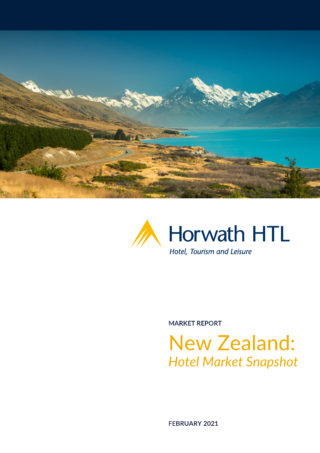MR New Zealand Hotel Market Snapshot