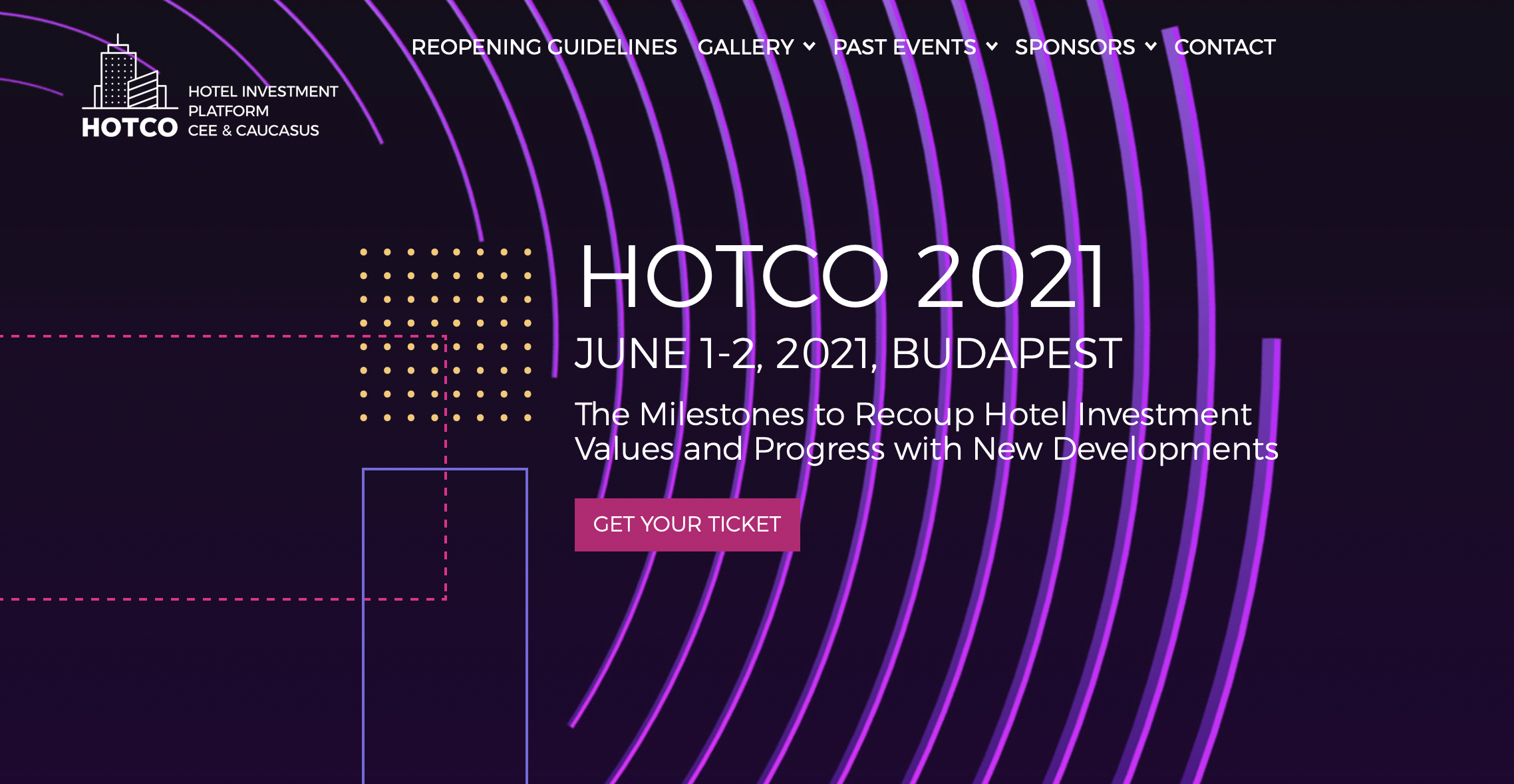 HOTCO RETURNS on JUNE 1st