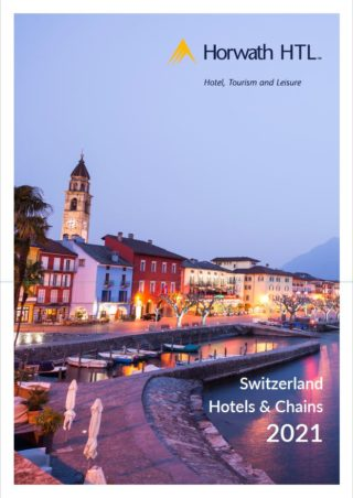 SWISS CHAINS HOTELS 2021 cover
