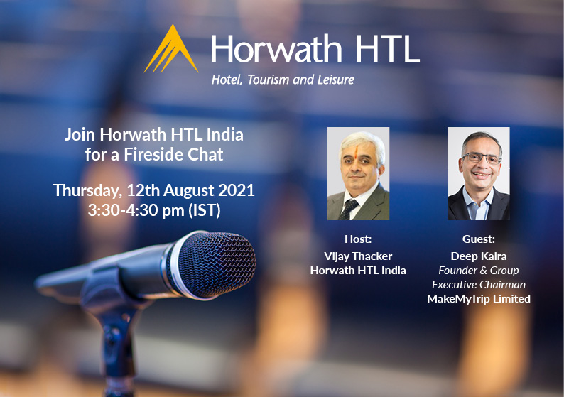 Horwath HTL India: A Fireside Chat with Deep Kalra