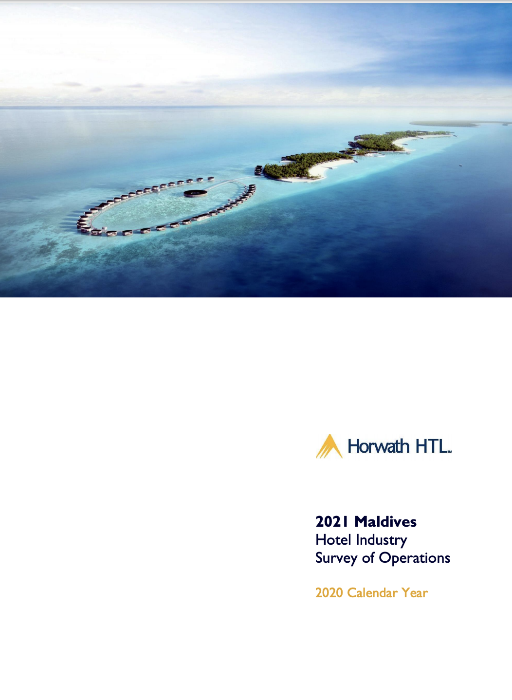 Maldives survey of operations 21